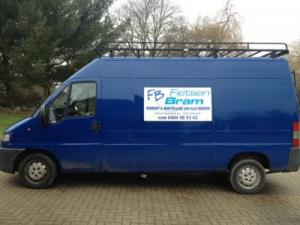Camionette Fietsen Bram
